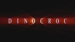 Dinocroc title screen.png