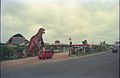 Dinosaurs Alive Exhibition - Science City - JBS Haldane Avenue - Calcutta 1995-June 051.JPG