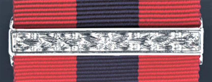 Distinguished Conduct Medal, second award bar