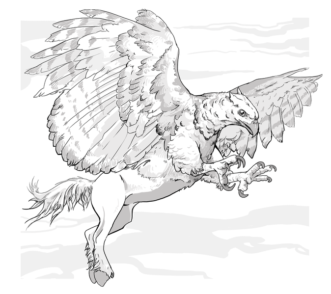 File:DnD Hippogriff.png