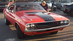 Dodge Challenger R/T Coupé, 1970
