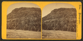 Dog Mountain profile, Mt. Desert, by E. L. Allen.png