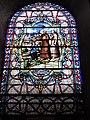 Dompierre-sur-Helpe (Nord, Fr) vie de Saint Etton, vitrail 06.jpg