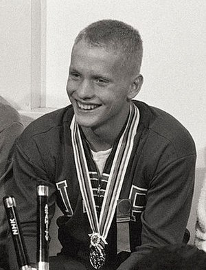 Don Schollander - Schollander at the 1964 Olympics