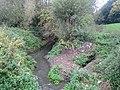 Dorcan Stream in Covingham, Swindon - geograph.org.uk - 583856.jpg