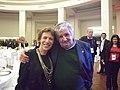 Doris Capurro with Pepe Mujica, former President of Uruguay.jpg