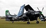 Douglas AD-4NA Skyraider BuNo 126922 (5921532469).jpg