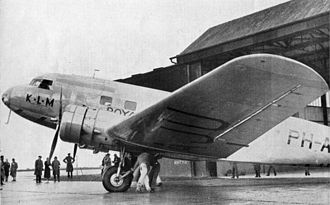 Douglas DC-2 - DC-2 PH-AJU Uiver came second in the MacRobertson Air Race