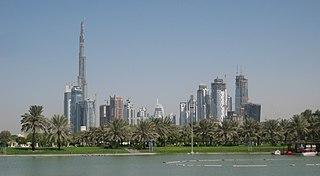 Business Bay Community in Dubai, United Arab Emirates
