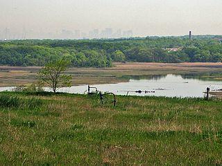 Freshkills Park Park on Staten Island