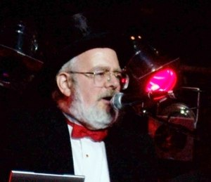 Dr. Demento - American radio personality Dr. Demento