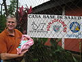 Dr John Doty outside the La Chureca Clinic.jpg