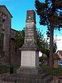Dracé- Monument aux morts.JPG