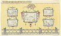 Drawing, Design for Wall Decoration, Yellow (North) Drawing Room, Royal Pavilion, Brighton, 1815 (CH 18609863-2).jpg