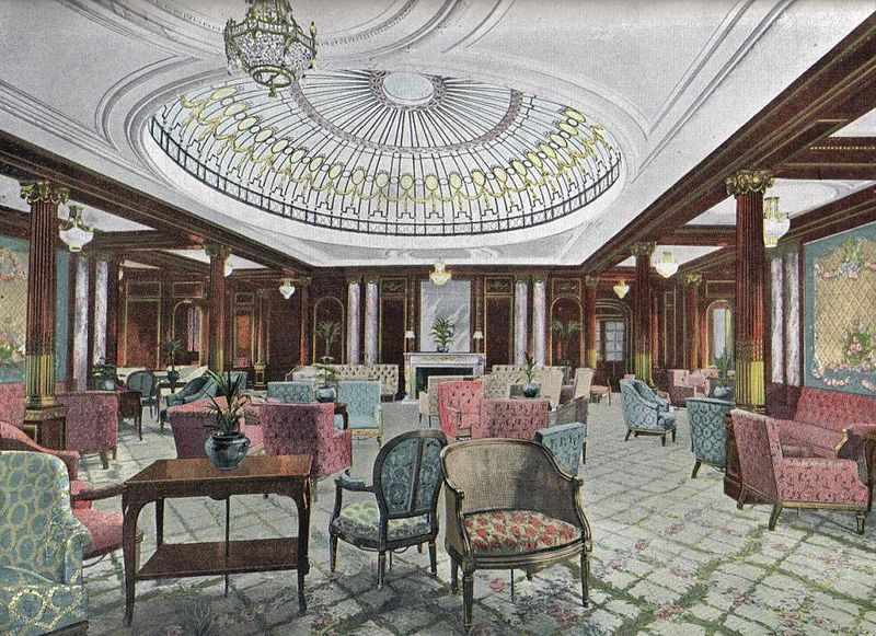 Datei:Drawing of the RMS Mauretania's First Class Lounge.jpg
