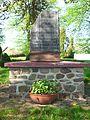 Drefahl Kriegerdenkmal 1914-18.JPG