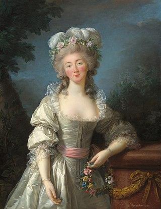 Marie-Jeanne Bécu, comtesse du Barry