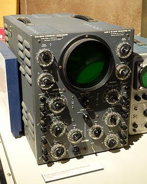 DuMont Laboratories - Dual-beam Cathode Ray Oscillograph, Du Mont Laboratories, c. 1950s