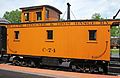 Duluth, Missabe & Iron Range Railway caboose - C-74.jpg