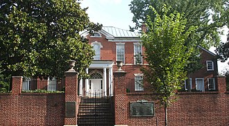 The National Society of the Colonial Dames of America - Dumbarton House is the Society's Headquarters