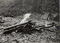 Durch Munition Explosion zerst.Geschütz, Isonzofront.15.9.17. (BildID 15604843).jpg