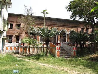 Andul - Chāndi Maṇḍap of Dutta Chaudhury family, Andul.