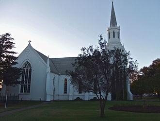 Middelburg, Mpumalanga - The Dutch Reformed Church