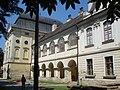 Dvorac Pejačević, Virovitica - jugoistok.JPG
