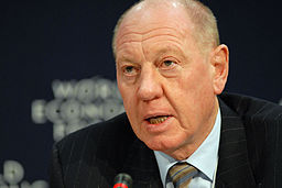 E. Neville Isdell - World Economic Forum on Africa 2008.jpg
