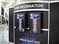 E3 2011 - digital touch screen information booth (5831343405).jpg