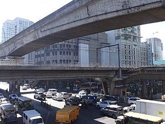 Aurora Boulevard - EDSA and Aurora Boulevard Intersection