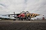 EGLF - Dassault Dornier Alpha Jet A - OE-FAS (41777234780).jpg