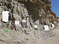EGYPT Dahab Blue Hole memorials.JPG