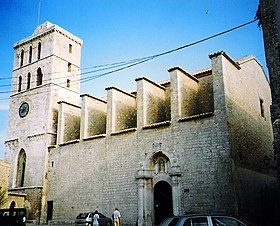 Image illustrative de l'article Cathédrale d'Ibiza