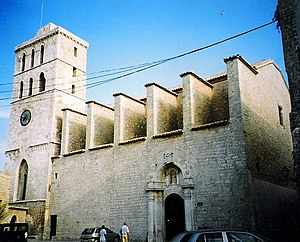 Roman Catholic Diocese of Ibiza - Ibiza Cathedral
