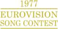 ESC 1977 logotyp.png