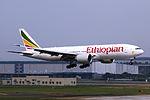 ET-ANR - Ethiopian Airlines - Boeing 777-260(LR) - CAN (14594736034).jpg