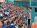 Eagles Fans at Cheongju Ball Park.JPG