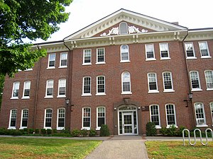 East Hall (Tufts University) - East Hall