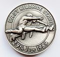 East Kilbride Stadium - Official Opening Medallion.JPG