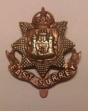 East Surrey Regiment Cap Badge.jpg