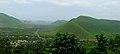 Eastern Ghats near Simhachalam in Vizag.JPG