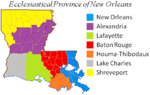 Ecclesiastical Province of New Orleans map.png
