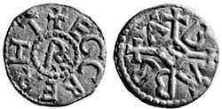 Ecgberht II Kentish Coin.jpg