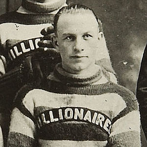 Eddie Shore - Shore with the Melville Millionaires.
