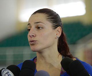 Eduarda Amorim Brazilian handball player