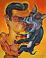 Eduardo Sarmiento Love is a Dog from Hell.jpg