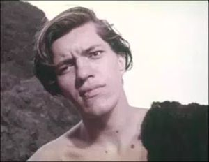 Richard Kiel - Kiel as Eegah in the eponymous film, 1962