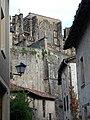 Eglise de Saint Antoine l Abbaye - ISERE 38 FRANCE - Alain Van den Hende - Licence CC 4 0 - 1707 SAM 1881.jpg