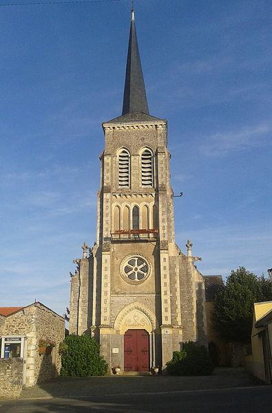 Église Saint-Martin de Préaux